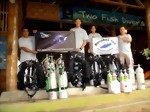 Bild von Two Fish Divers Bunaken Tec Diving